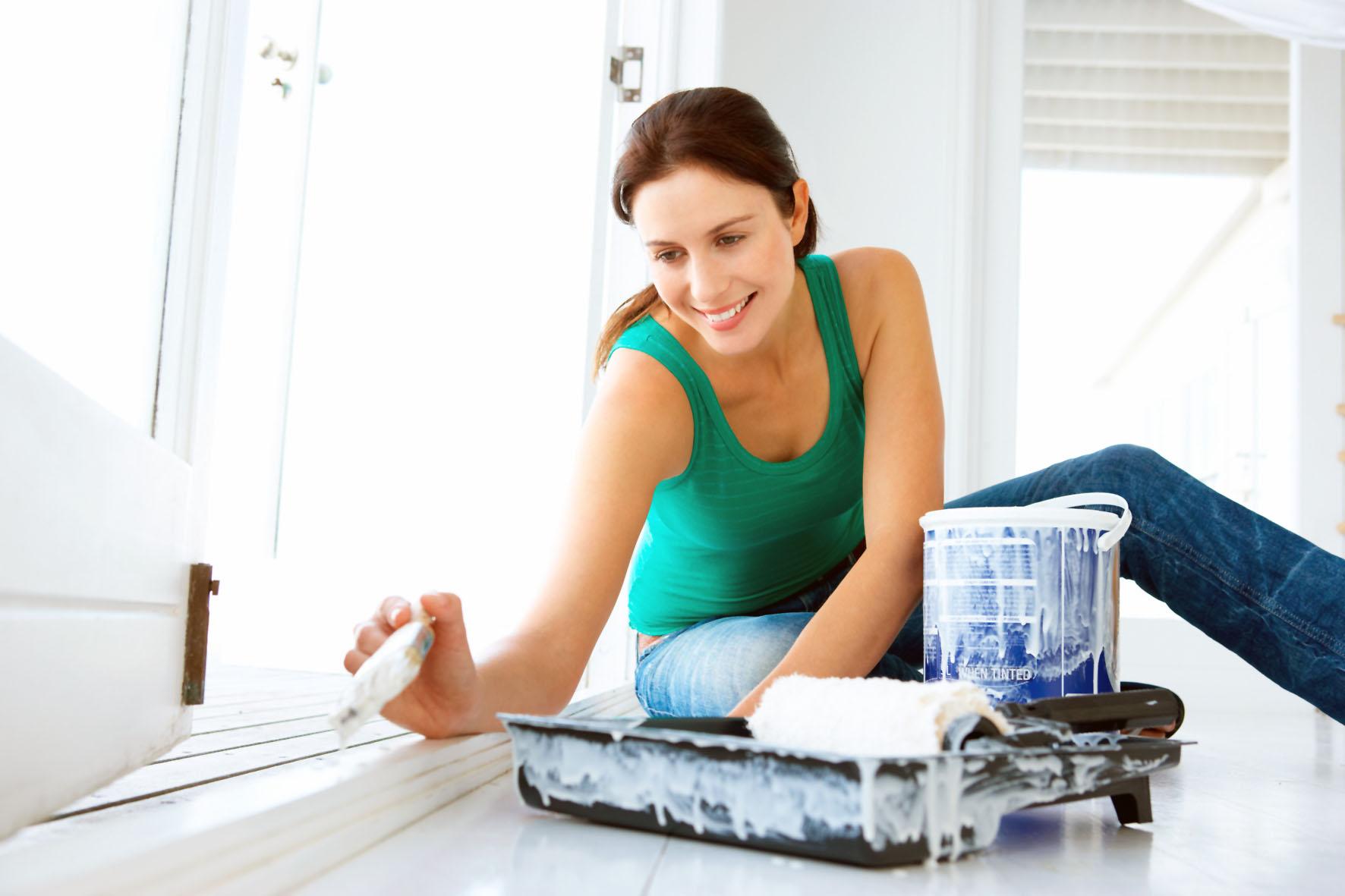renovieren streichen tapezieren sanieren und gestalten. Black Bedroom Furniture Sets. Home Design Ideas