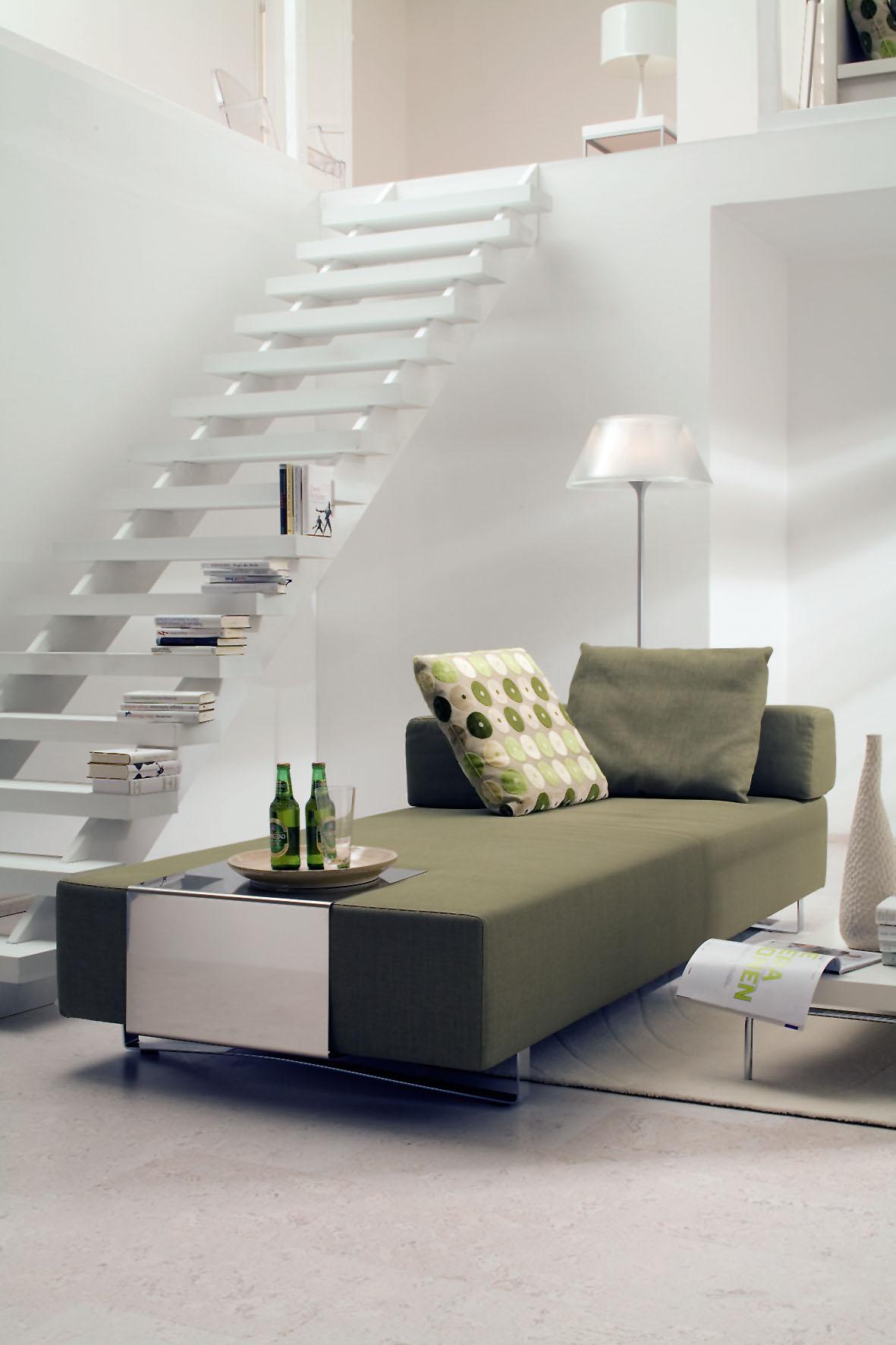 Klassisch und zeitlos - weiße Wandfarben
