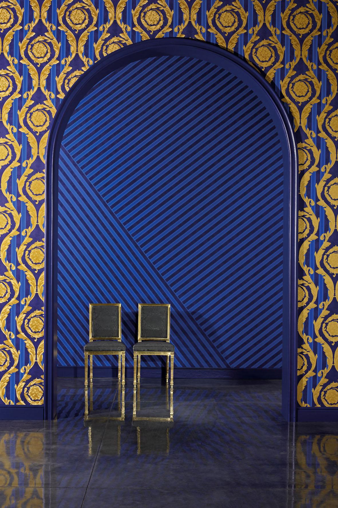 Designtapeten von Versace