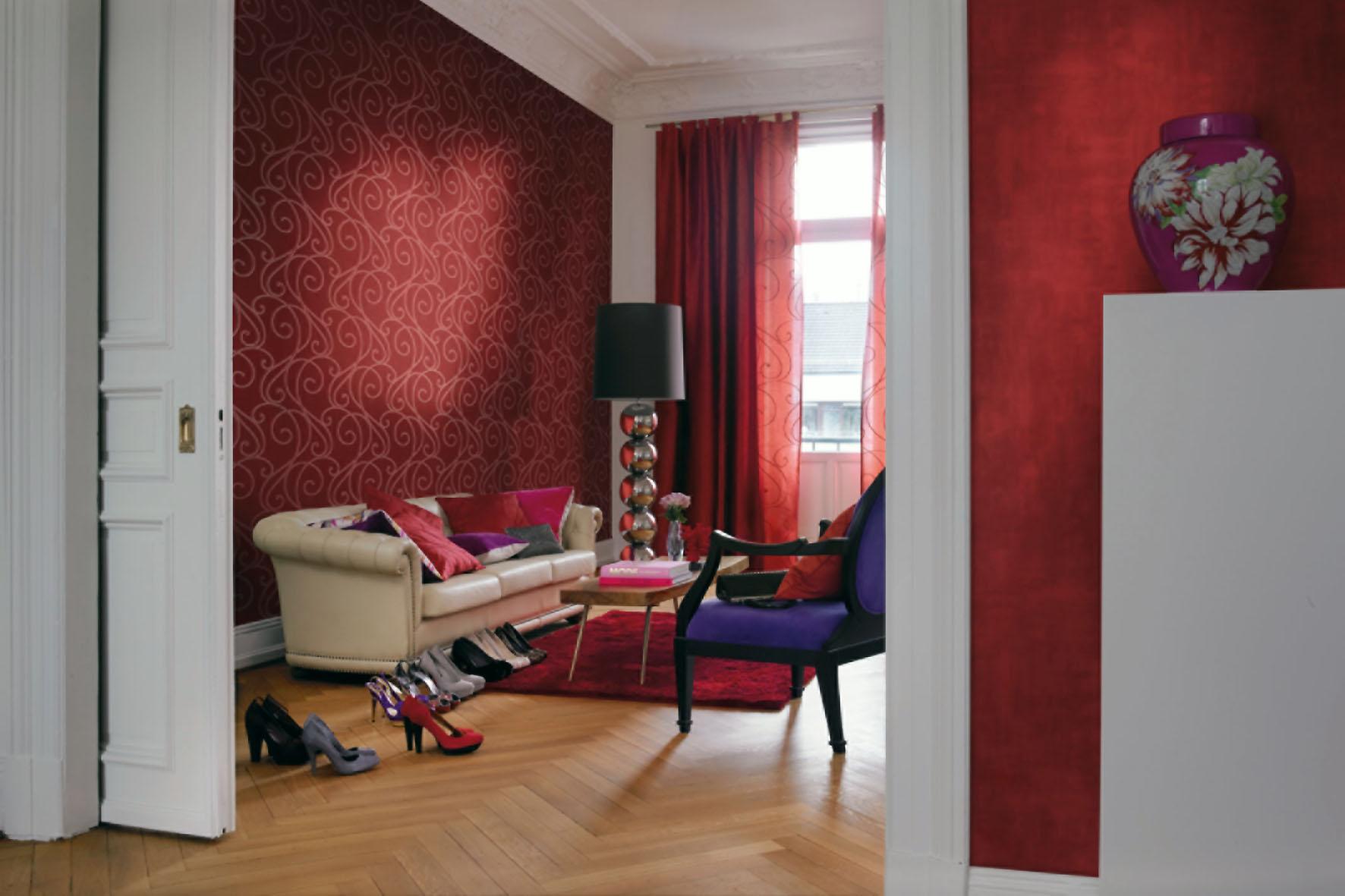 """""""Home Passion"""" - Tapetenkollektion von Barbara Becker"""