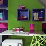 Frische Farben in den eigenen vier Wänden