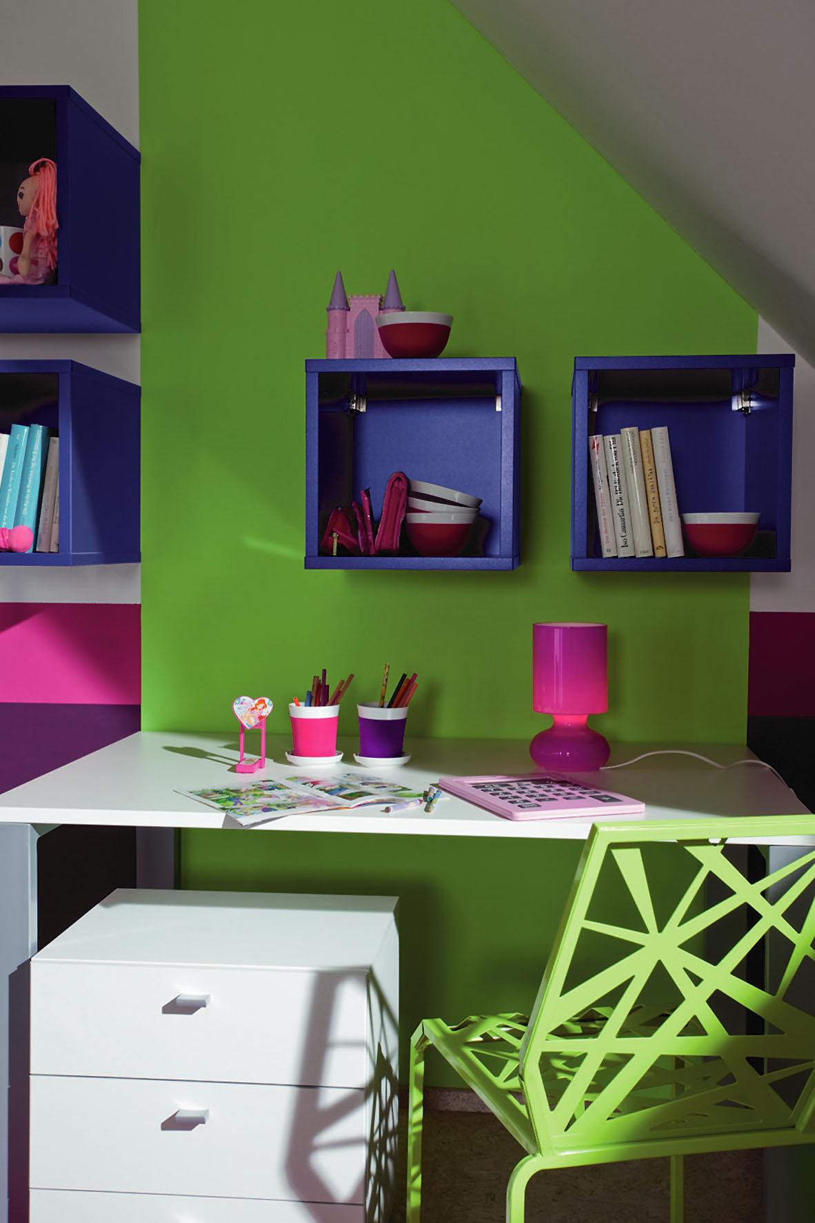 Charmant Frische Farben In Den Eigenen Vier Wänden