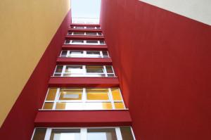 Volltonfarben - Fassadenfarbe