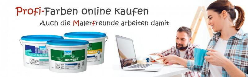 Profifarben online kaufen